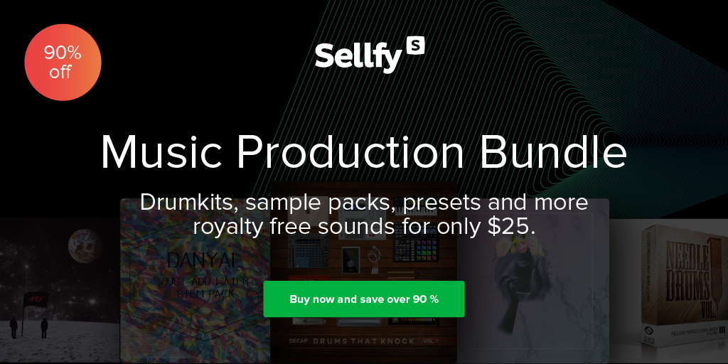 The Sellfy Music Production Bundle