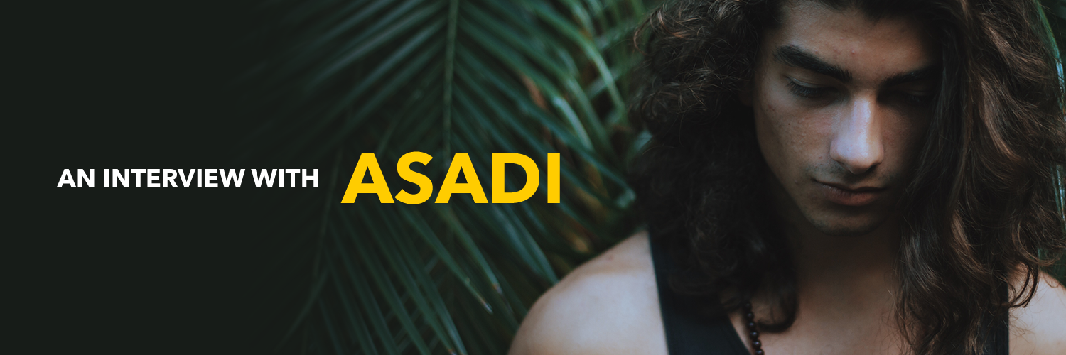 An Interview With Asadi