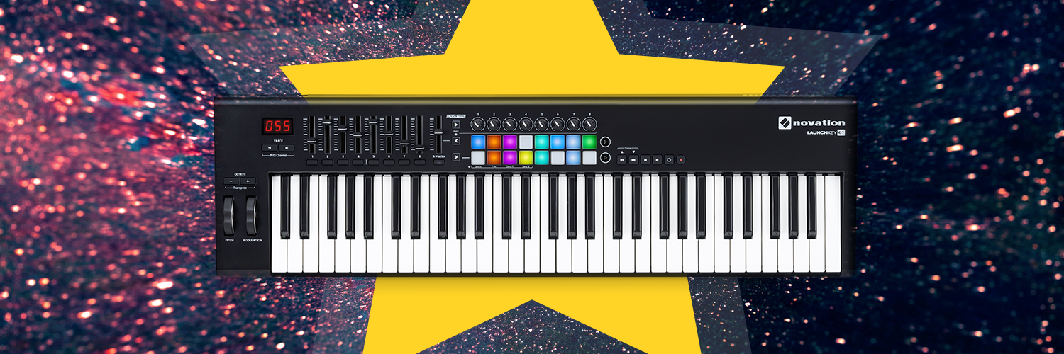 Level up! Win a Novation Launchkey 61 keyboard