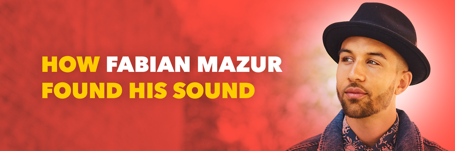 How Fabian Mazur found his sound