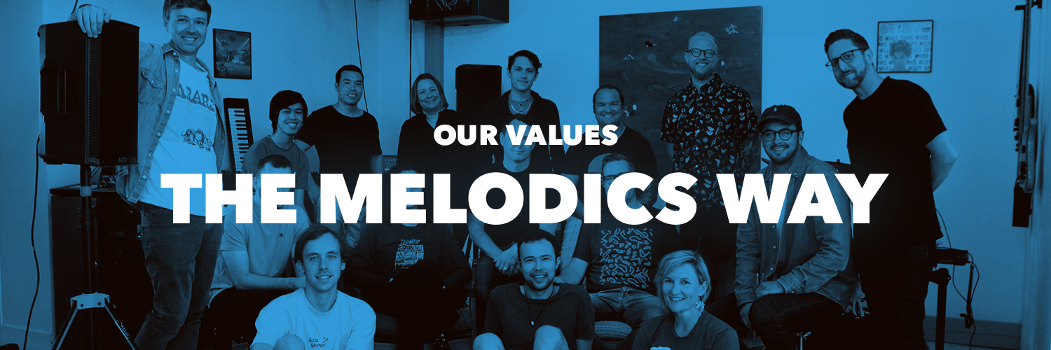 The Melodics Way
