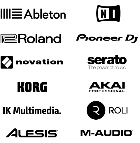 Co-signed by the industry.