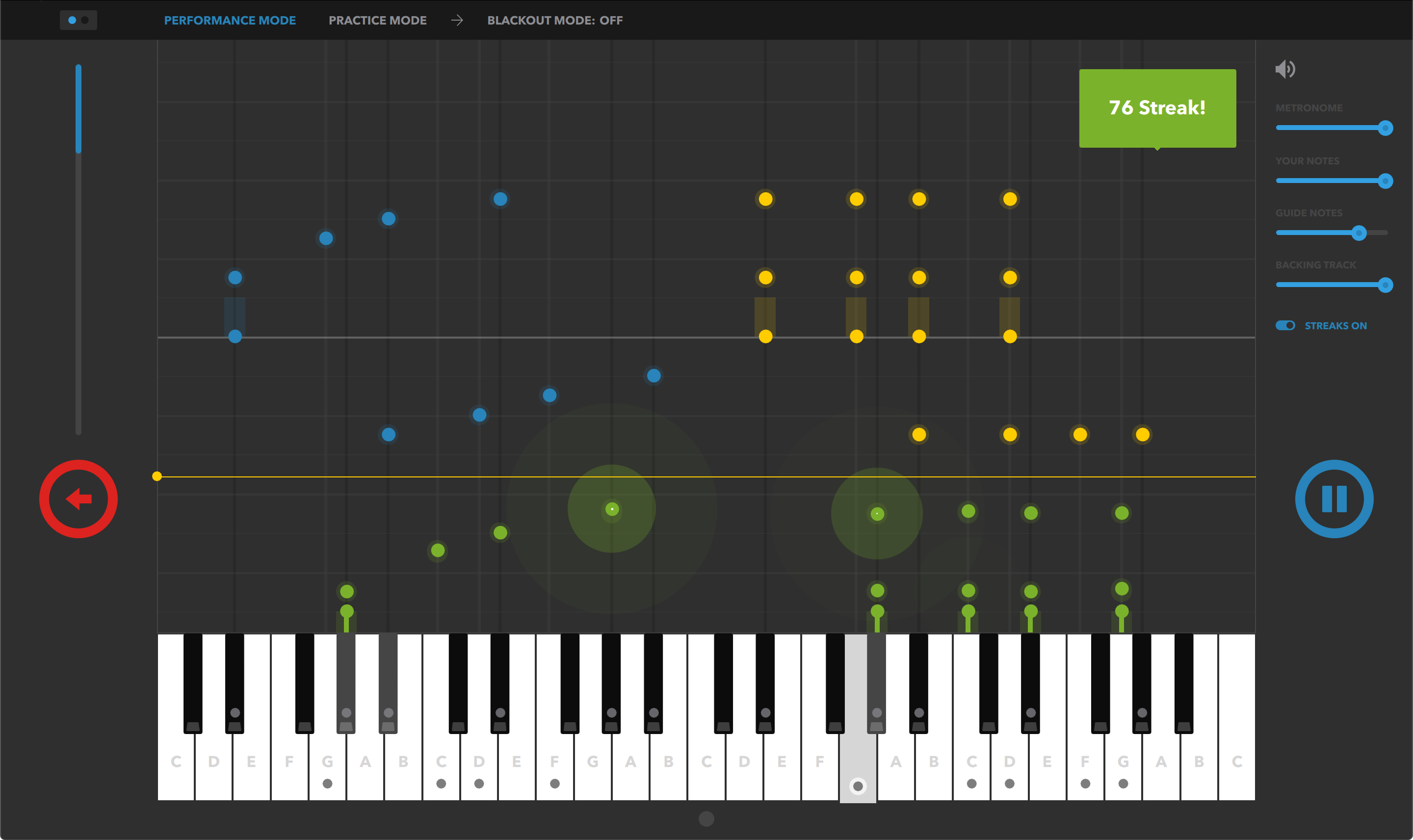 Melodics - The new way to learn to play music